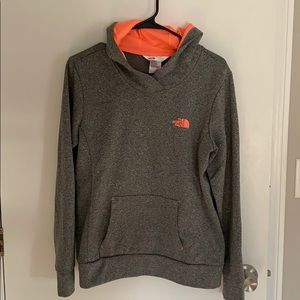 Dri-Fit North Face hoodie